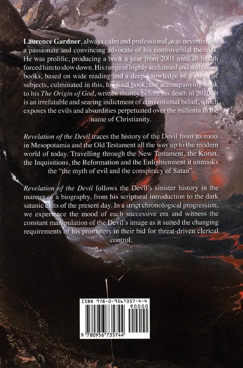 Revelation of the Devil - Laurence Gardner
