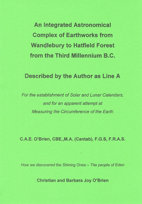 Wandlebury Enigma PDF - Christian O'Brien
