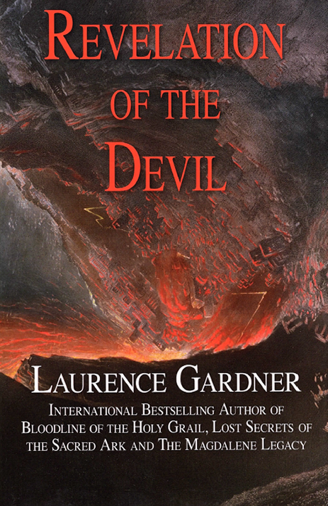 Revelation of the Devil - Laurence Gardner -EBOOK